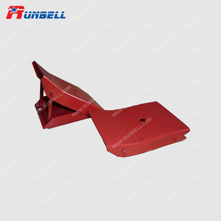 STEEL WHEEL CHOCK - TS130