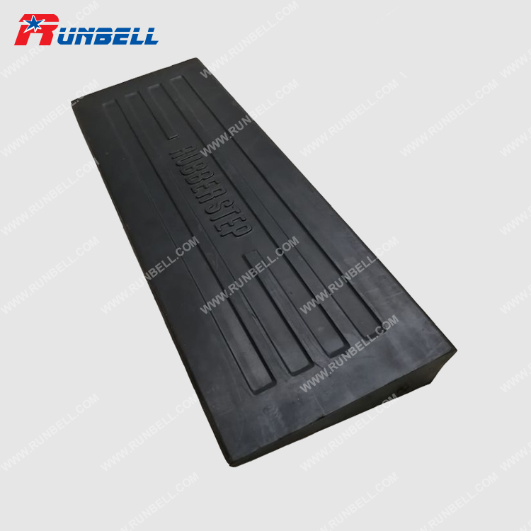 RUBBER STEP RAMP
