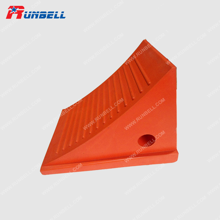 PU WHEEL CHOCK - TS818C