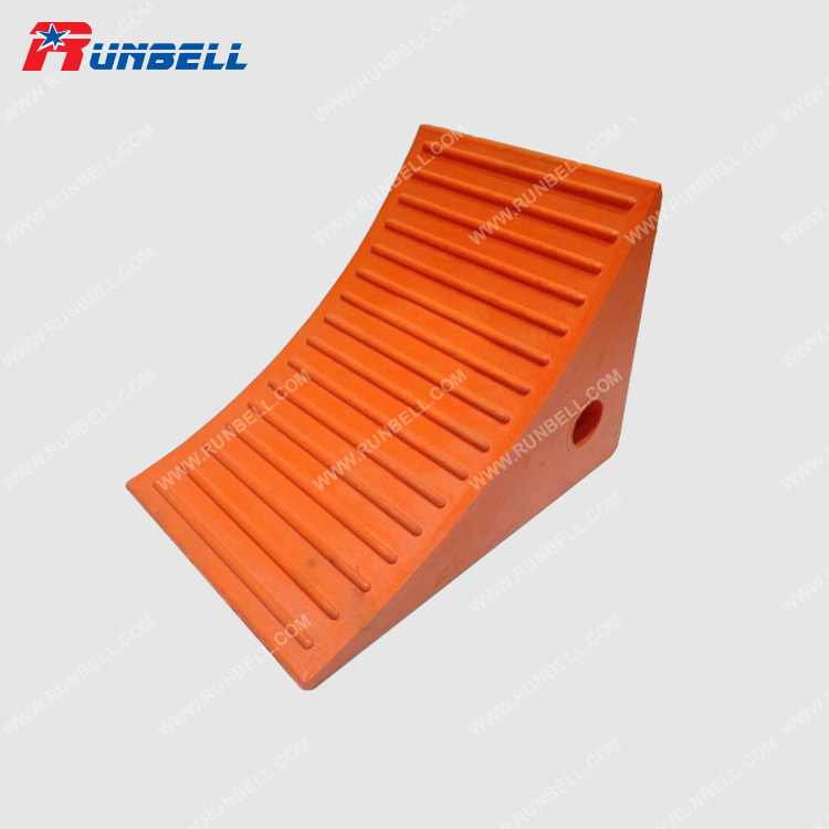 PU WHEEL CHOCK - TS818L