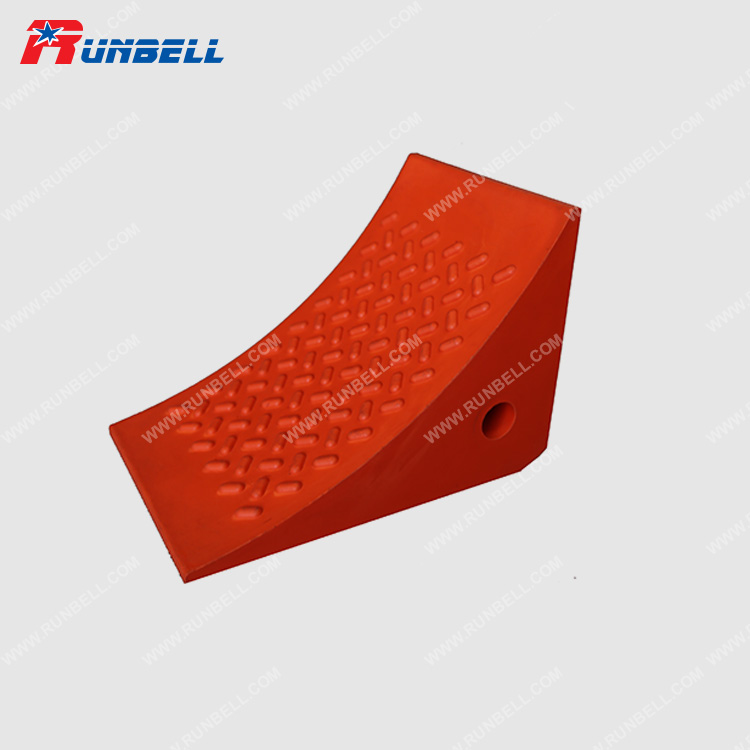 PU WHEEL CHOCK - TS818