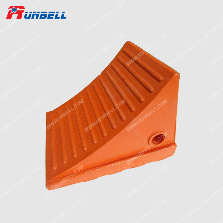 PU WHEEL CHOCK - TS768C