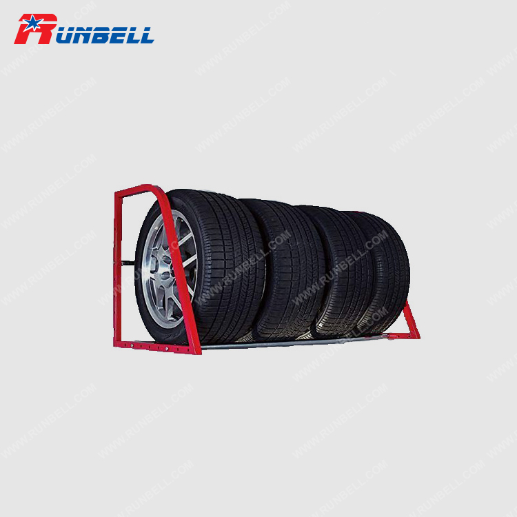 WALL MOUNT TIRE RACK - TC0515