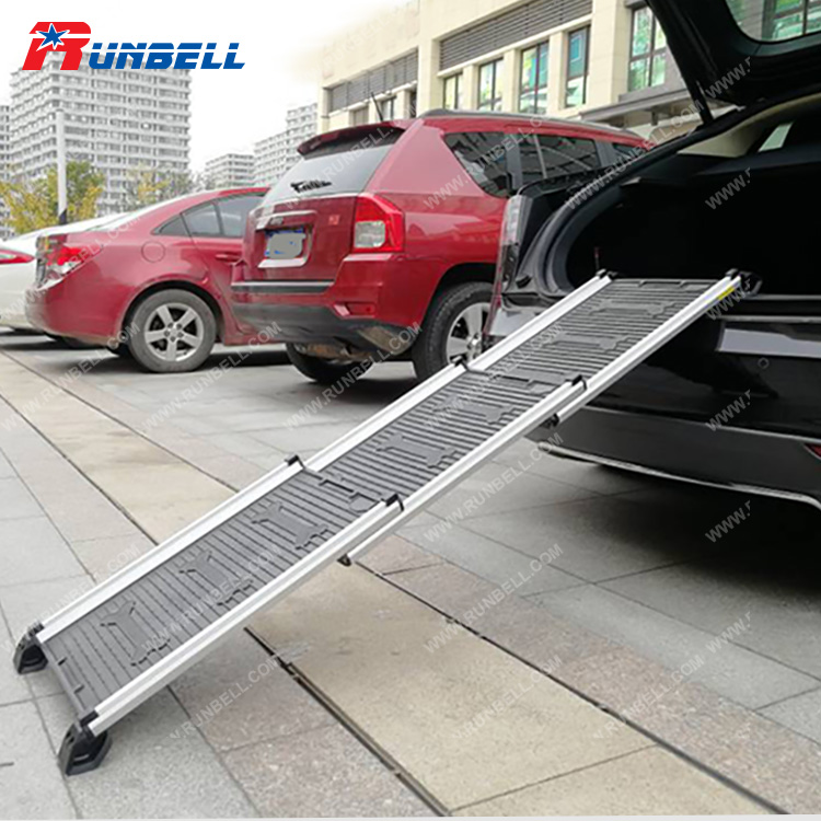 RETRACTABLE ALU. PET RAMP - TS316