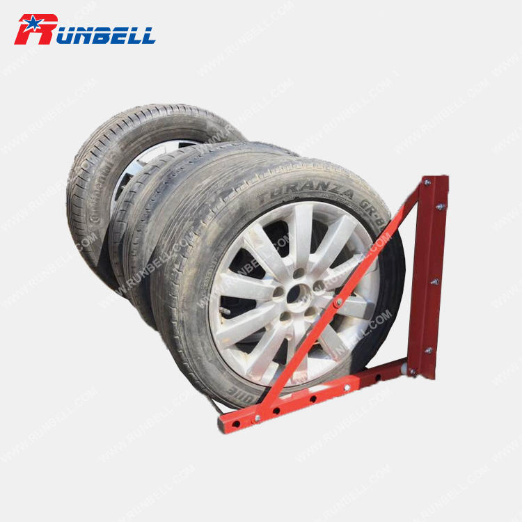 WALL MOUNT TIRE RACK - TC0513